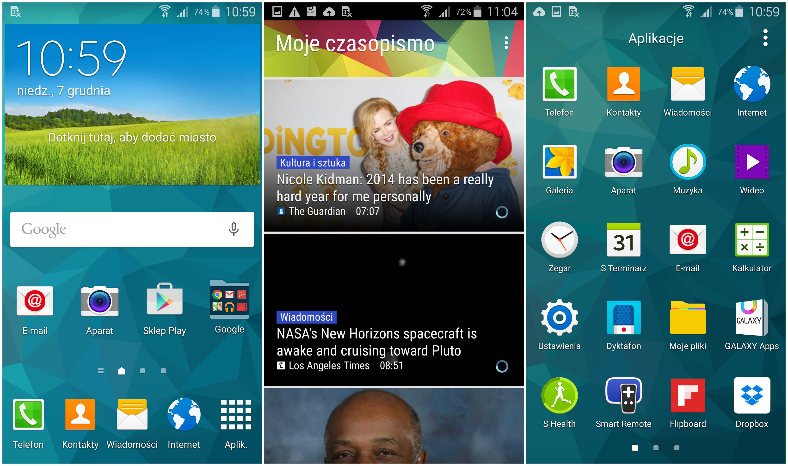 Samsung Galaxy S5 Android 5 (1)
