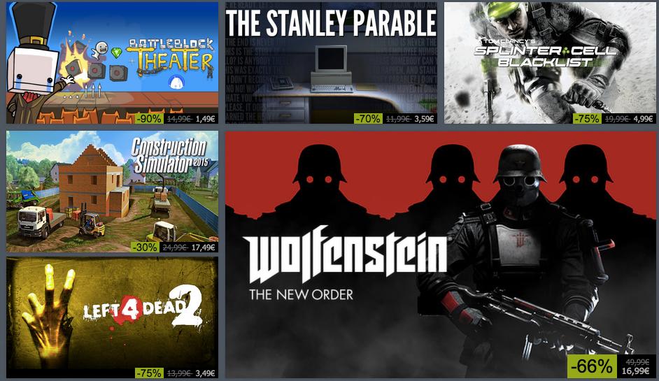 Witamy w serwisie Steam