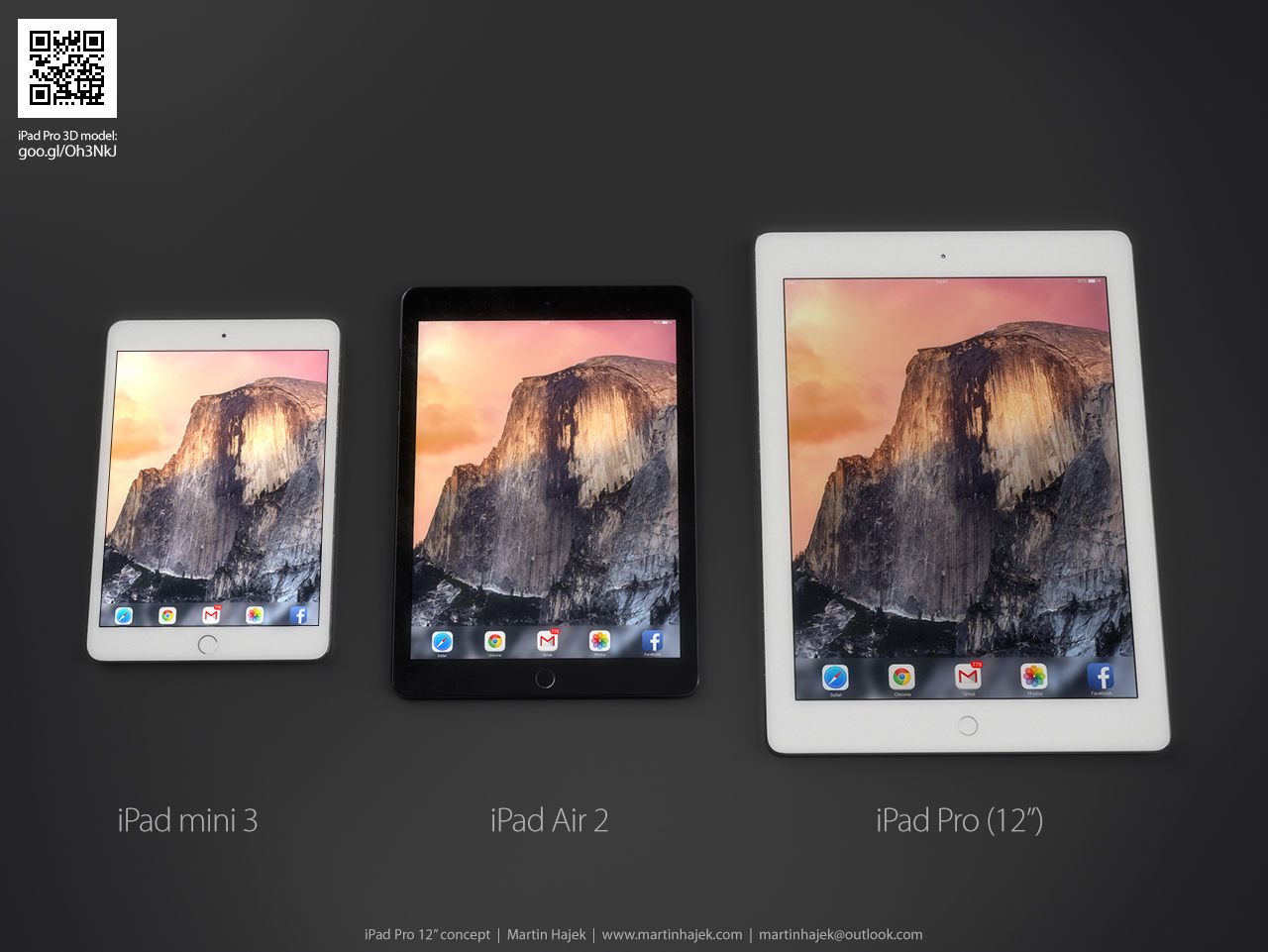Apple-iPad-Air-Pro-3D-render