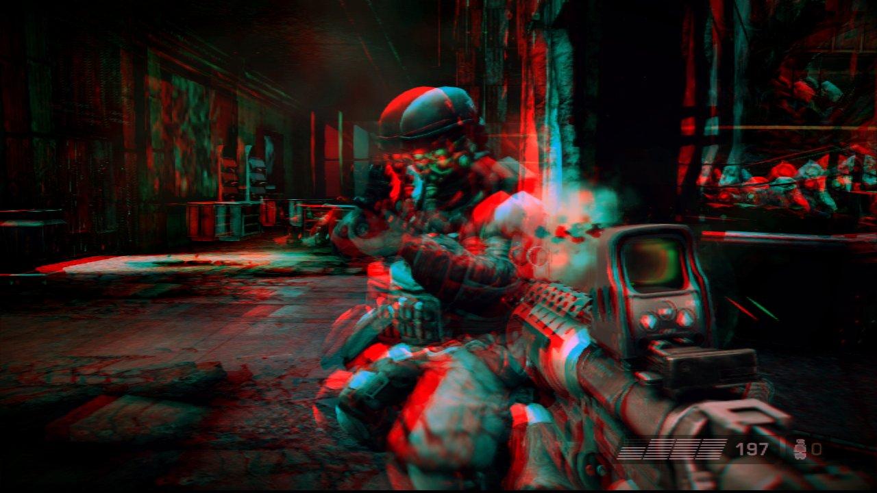 Killzone 3 w 3D