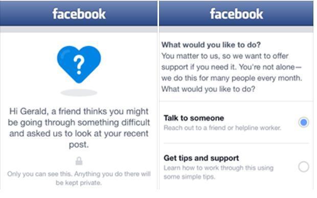 Facebook samobojstwo