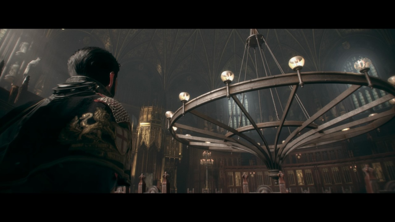 Gry na PS4 - The Order 1886