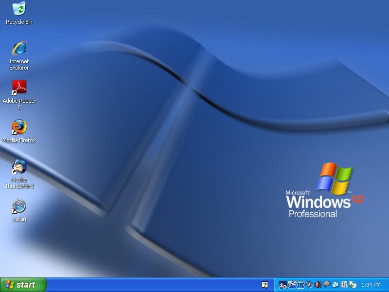 WinXP-Desktop