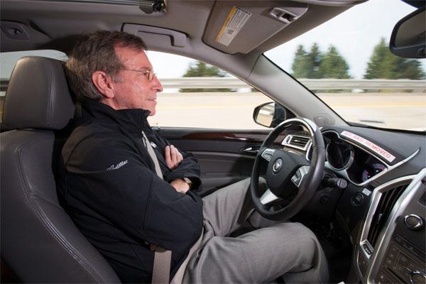 Auto bez kierowcy