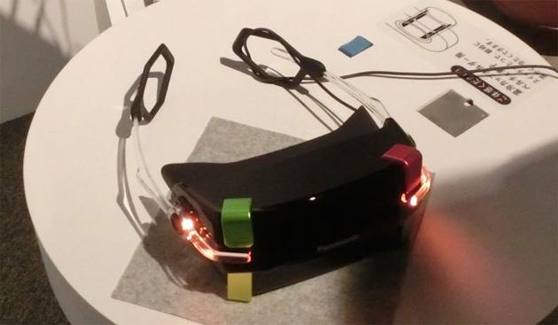 Panasonic - gogle VR