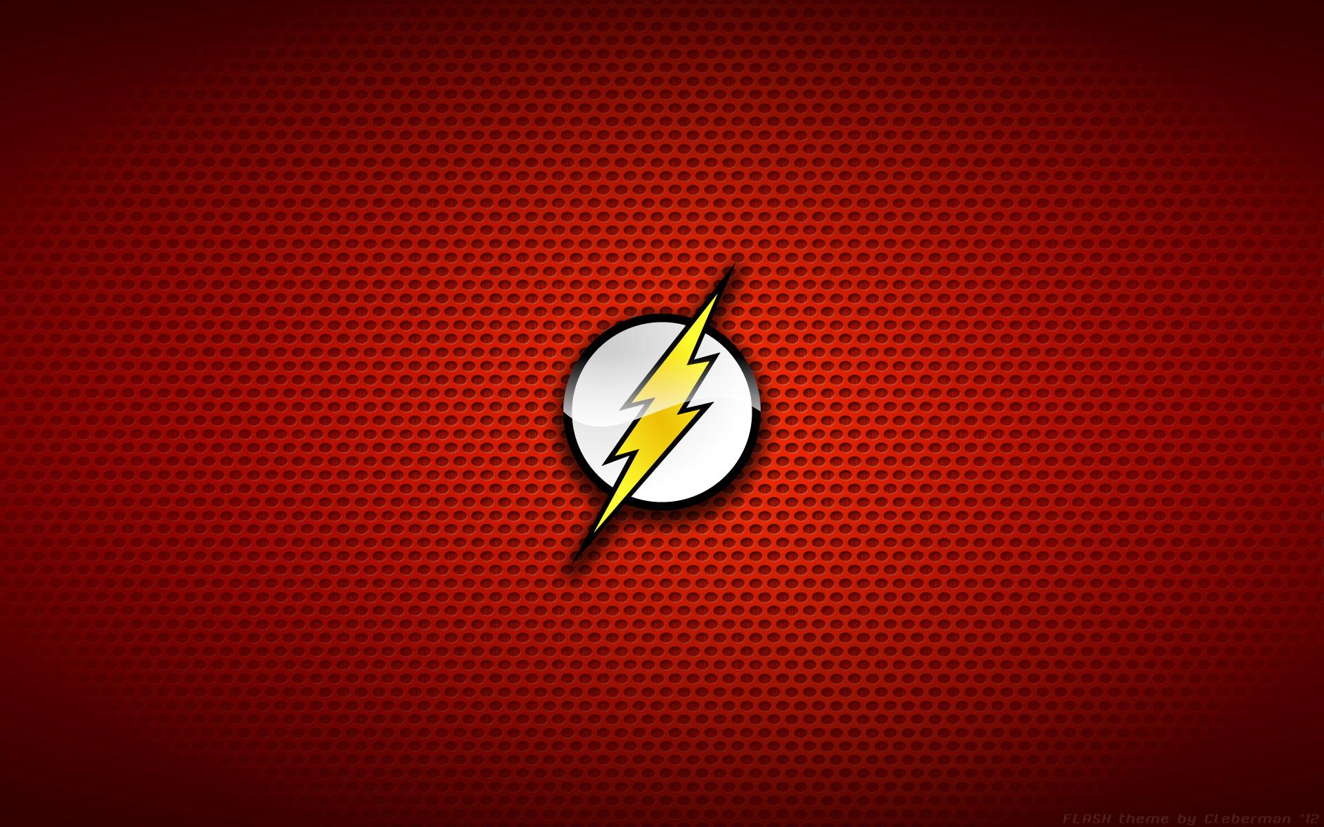 the_flash_logo_wallpaper