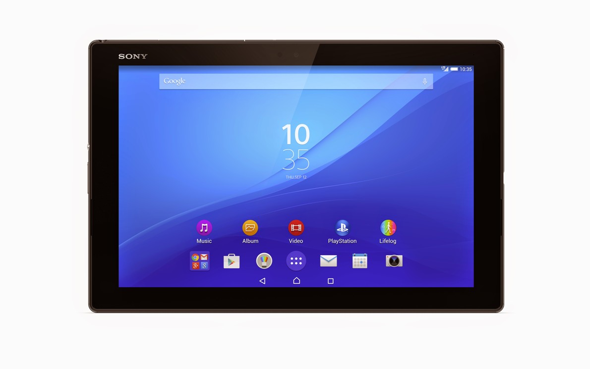 01_Xperia_Z4_Tablet_Black_Front