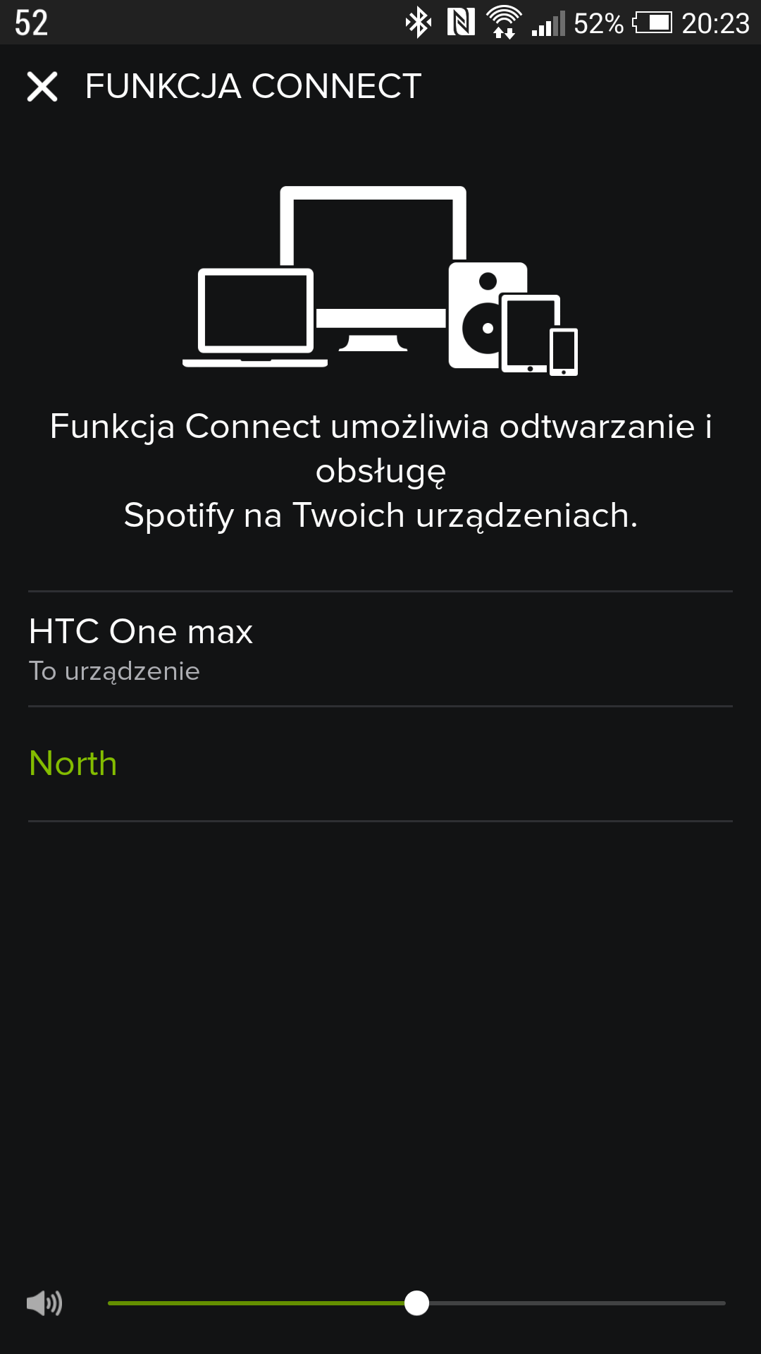 Spotify Connect z PS4