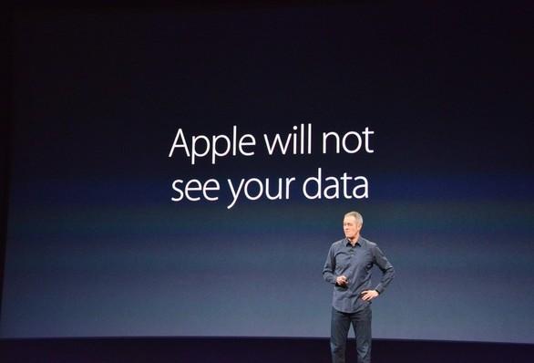 apple will not