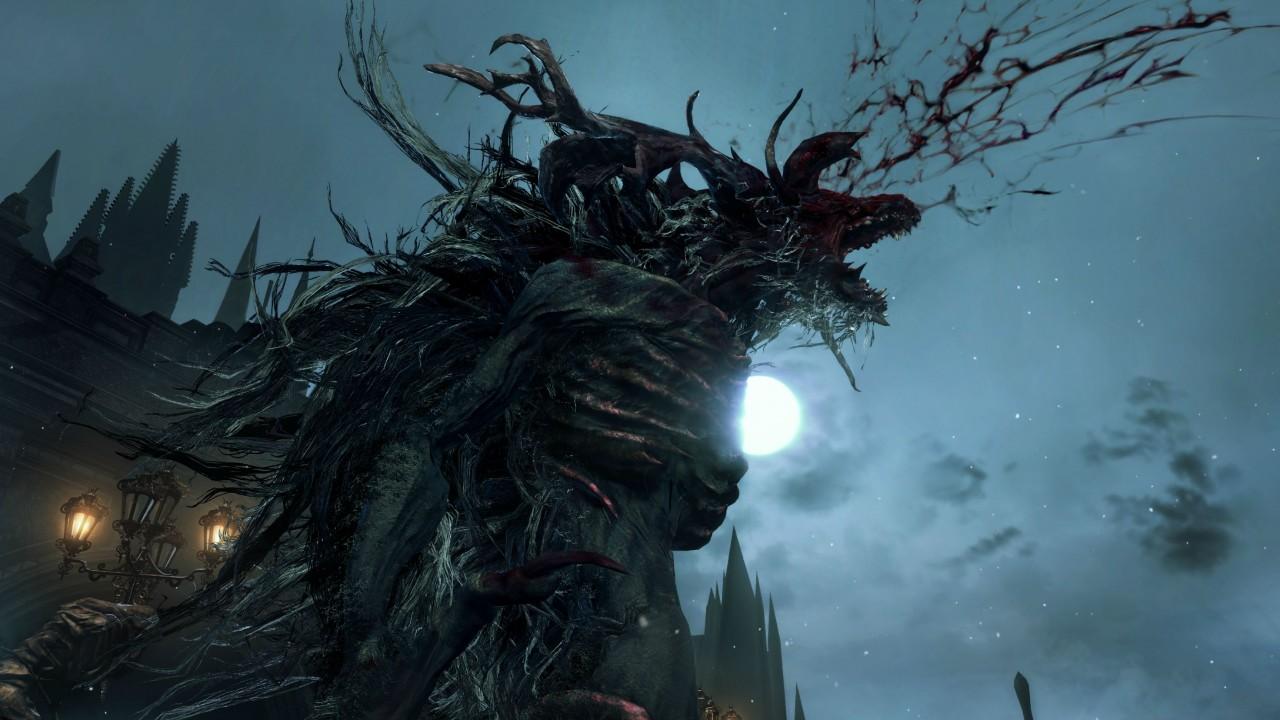 Gry na PS4 - Bloodborne