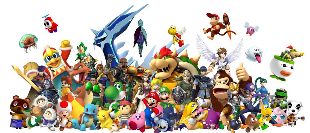 Bohaterowie Nintendo