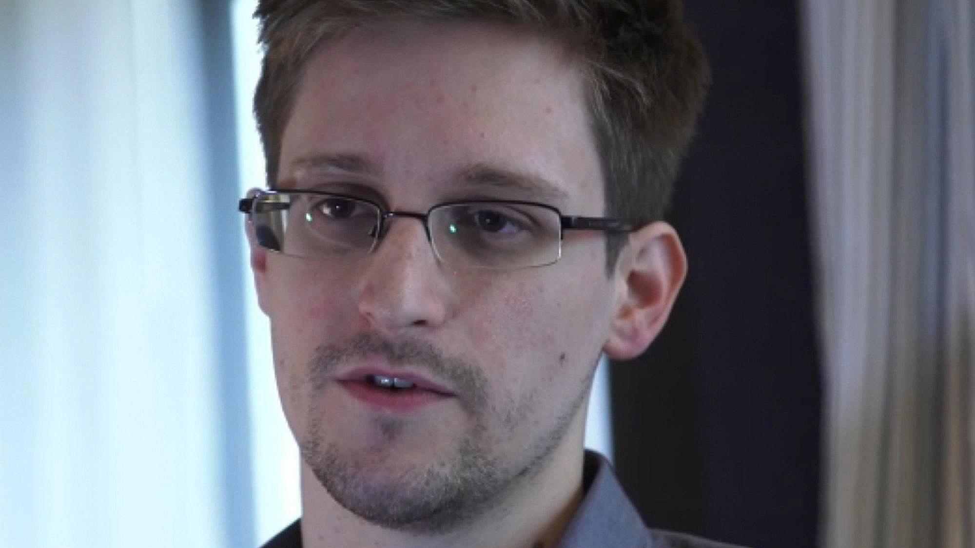 Edward Snowden NSA PRISM Informant