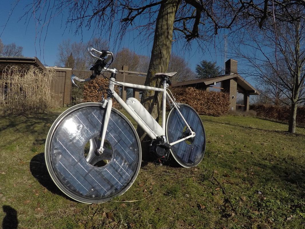 solar bike