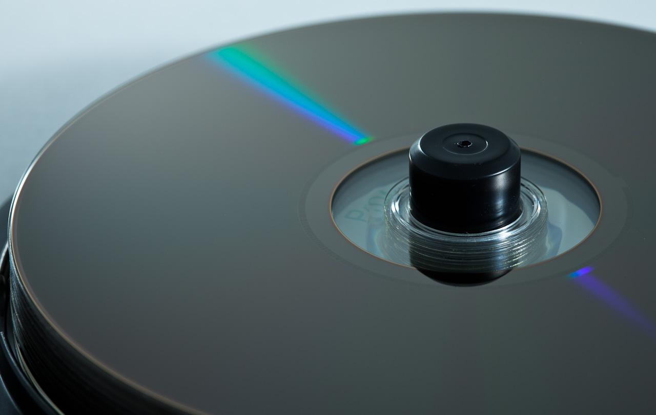 Dysk Blu-ray