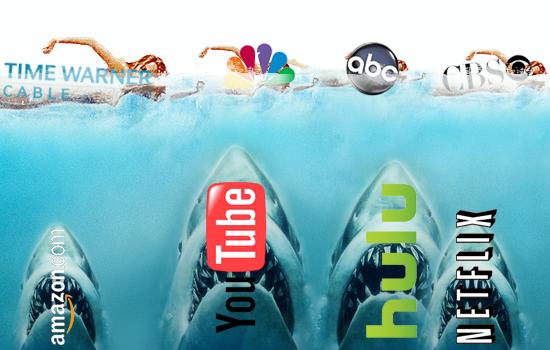 Telewizja kontra YouTube