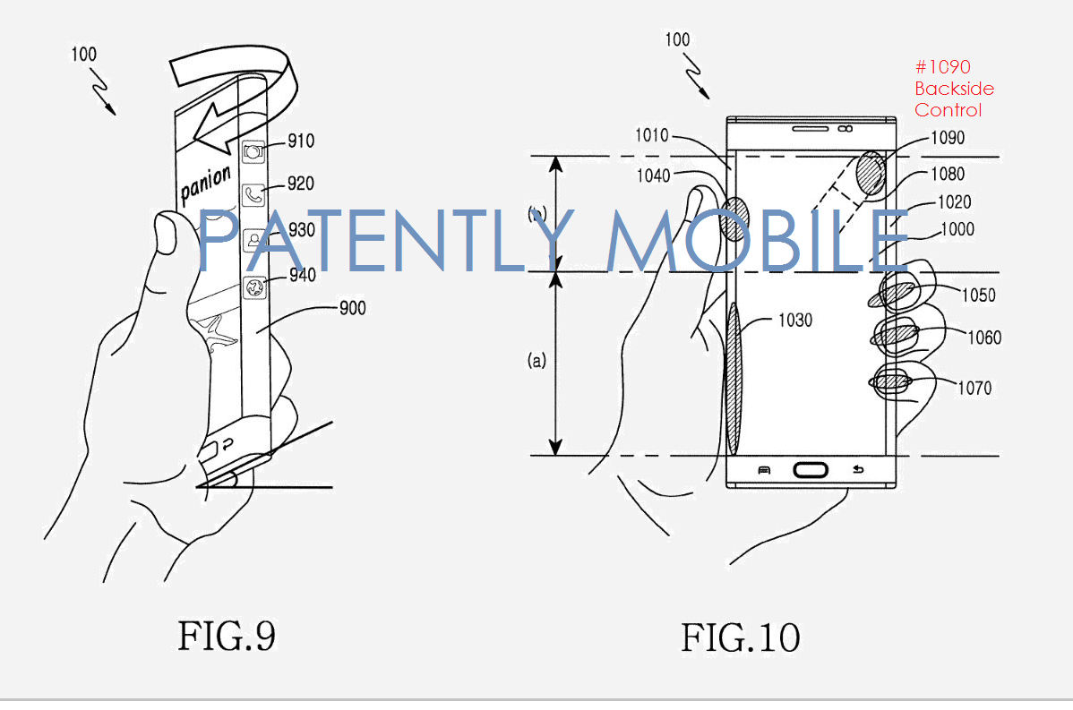 Samsung-patent-for-back-touch-controls1