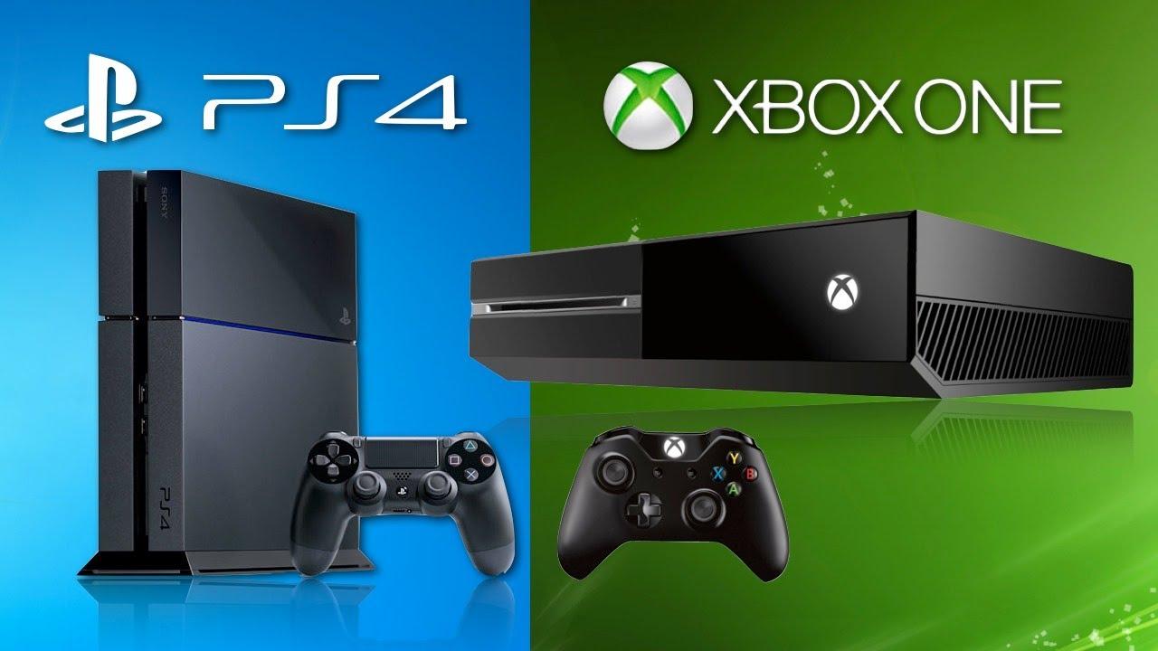 PS4 i X1