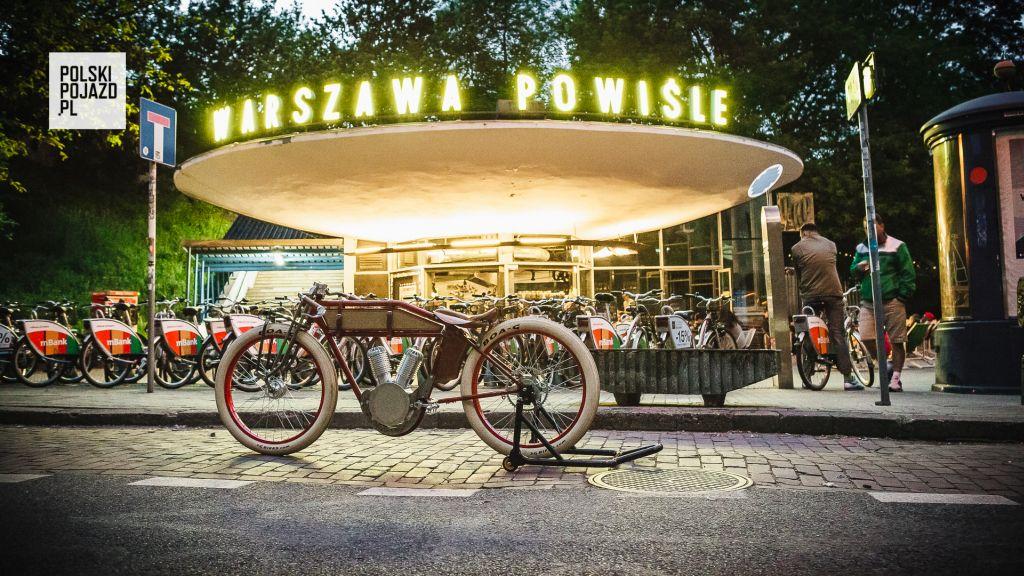 polski pojazd warszawa powisle
