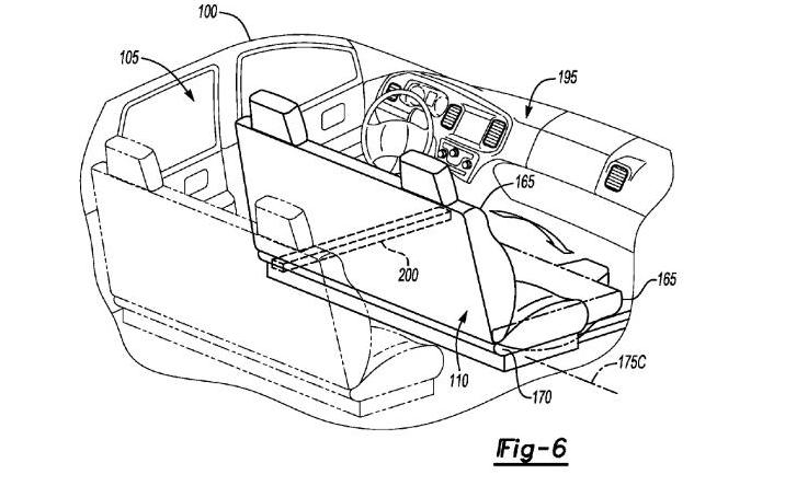 Ford patent