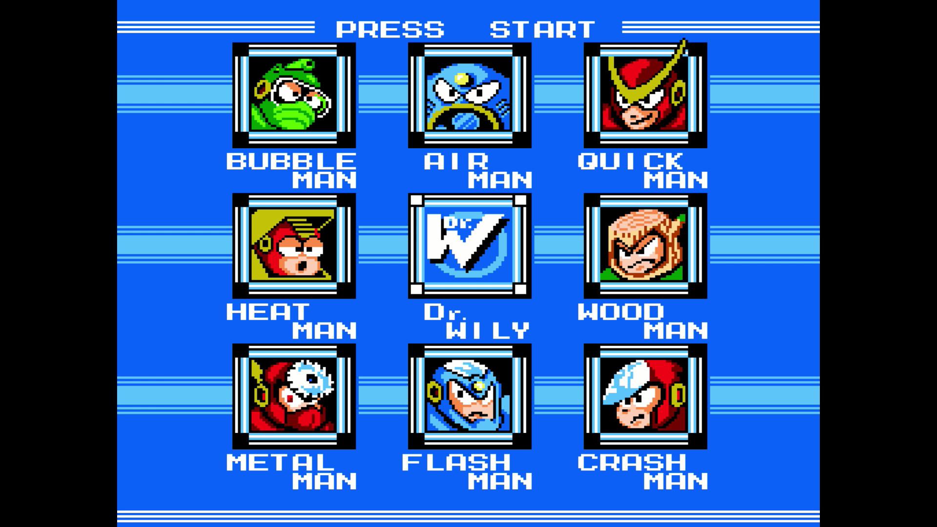 Mega Man Legacy Collection (1)