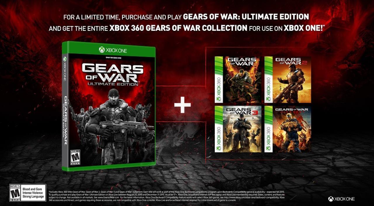 gears of war xone