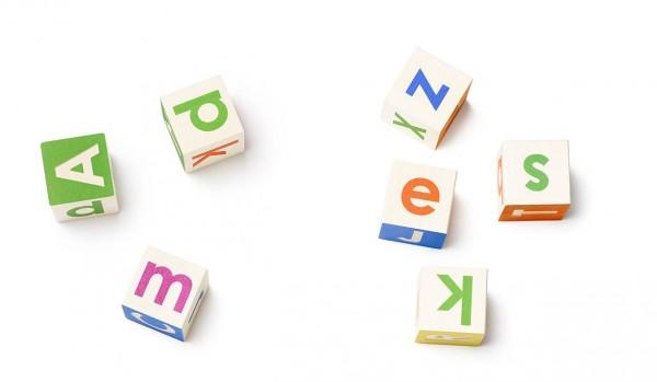 alfabet klocki