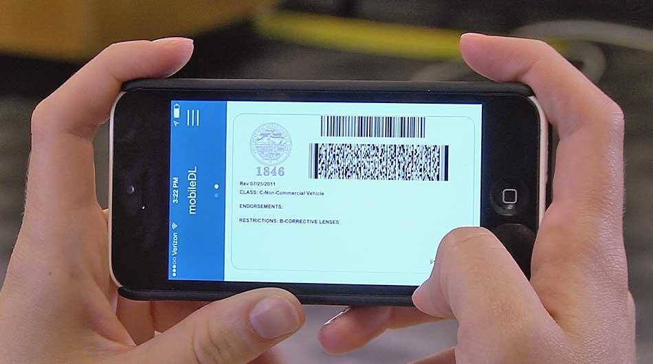 Mobile Driver License