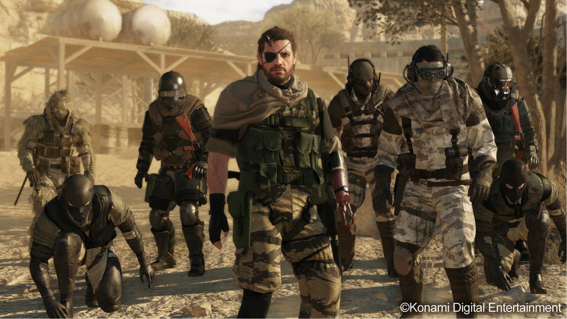 Metal Gear Solid V The Phantom Pain recenzja (1)