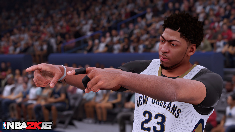 NBA 2k16 recenzja (2)