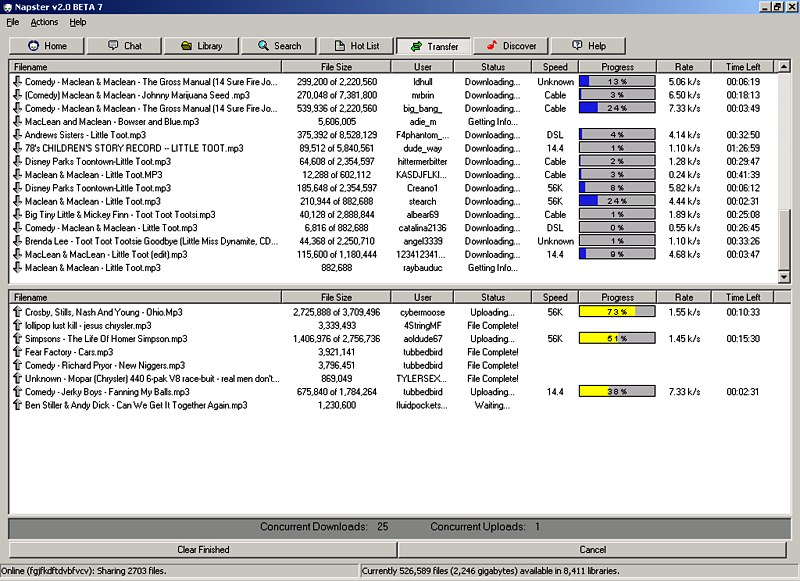 napster-screenshot
