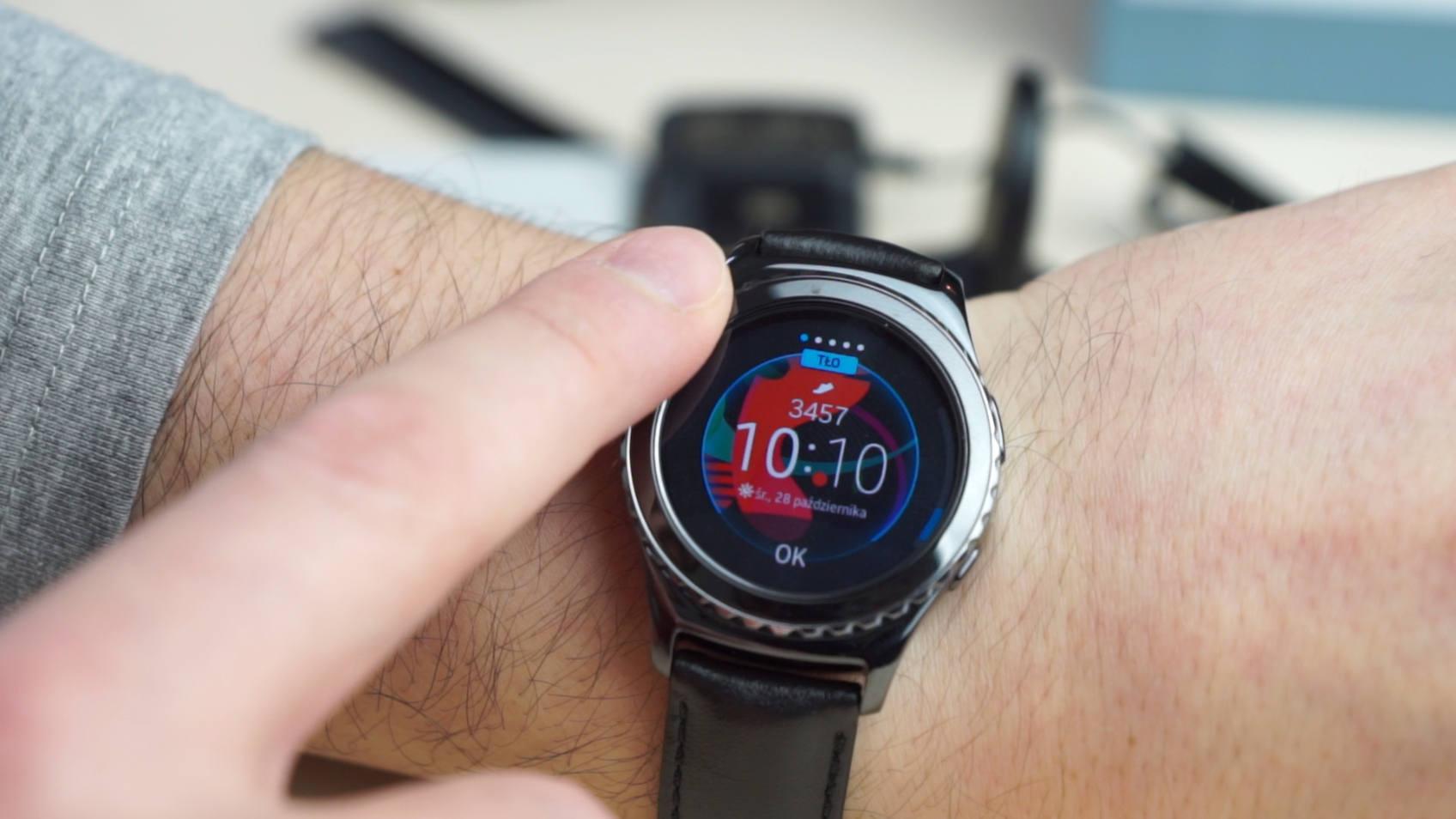 Test smartwatcha Gear S2. Najlepszy zegarek, jaki dotąd ...