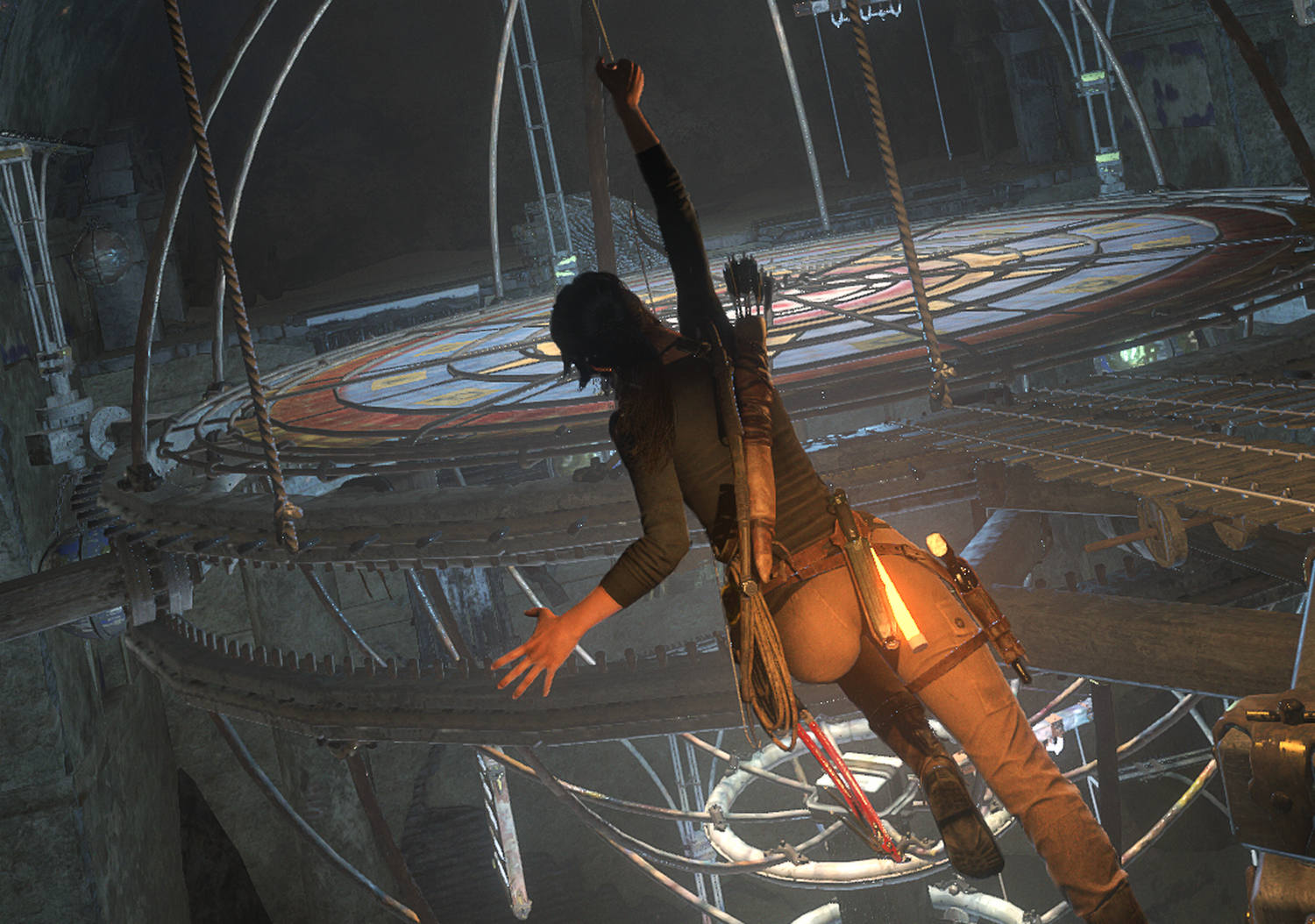 rise of tomb raider recenzja