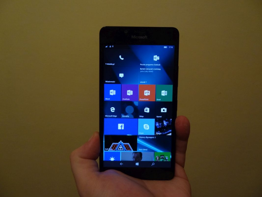 windows, windows 10 mobile, lumia 950