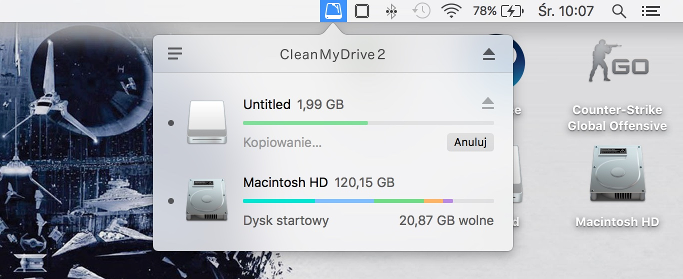 CleanMyDrive