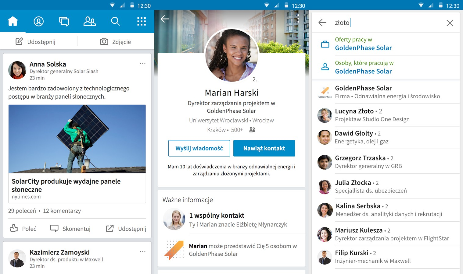 linkedin.android