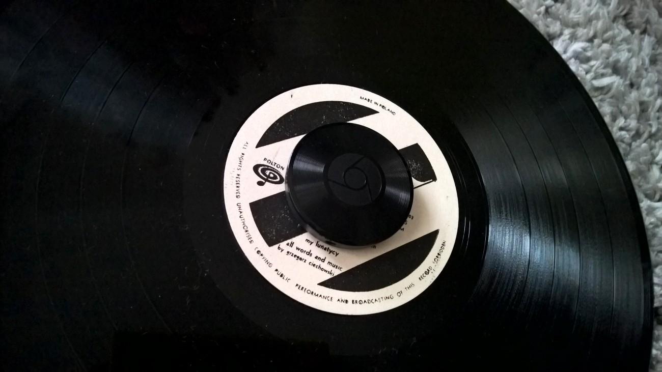winyl płyta made in poland