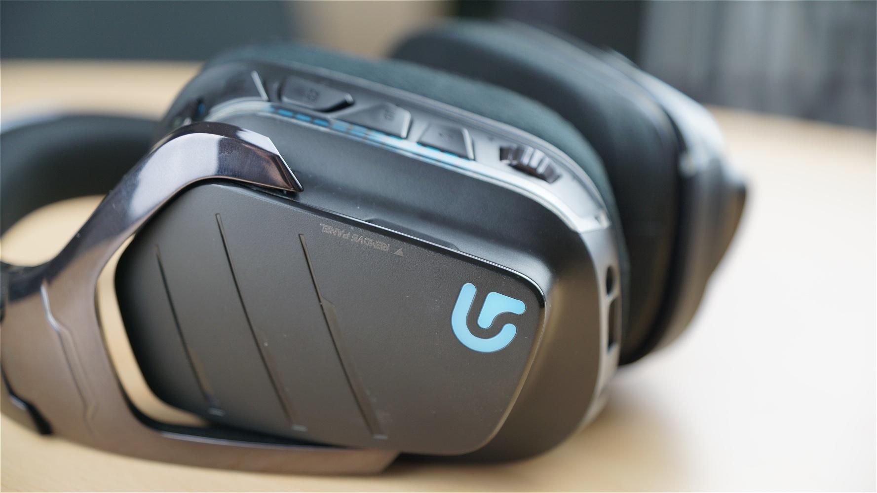 Logitech G933