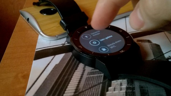 Smartwatch z Android Wear