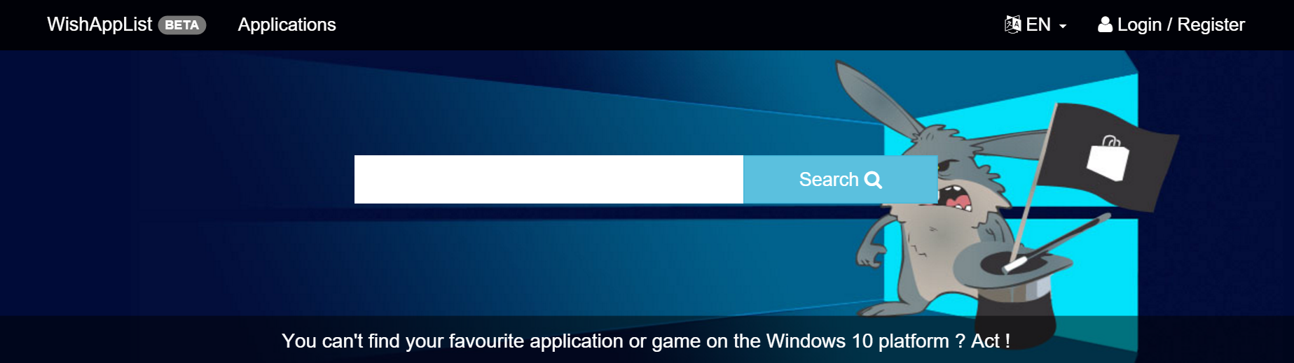 wishapplist, windows