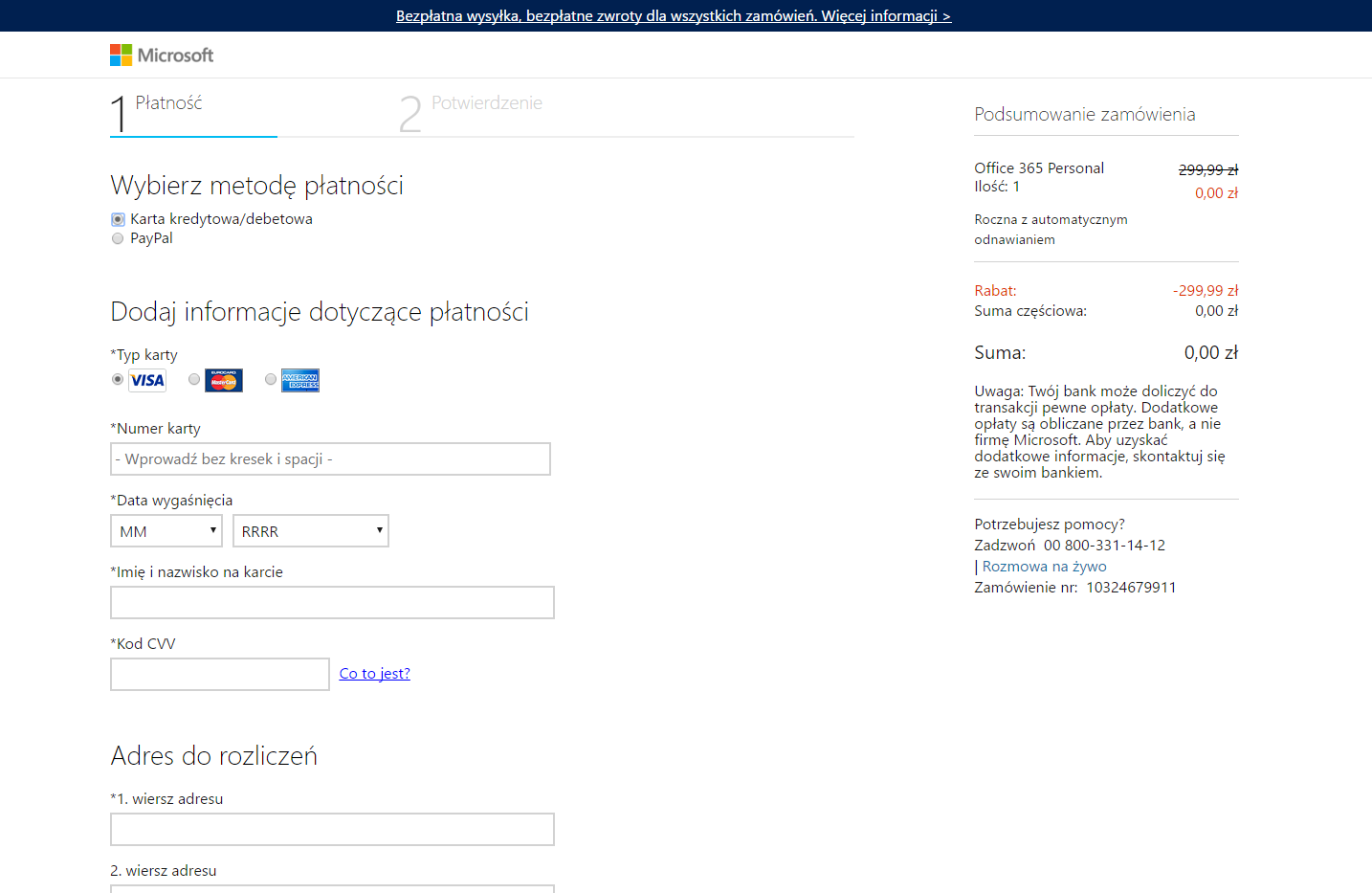 Office 365 Personal 1 Tb Na One Drive Za Darmo Na Rok
