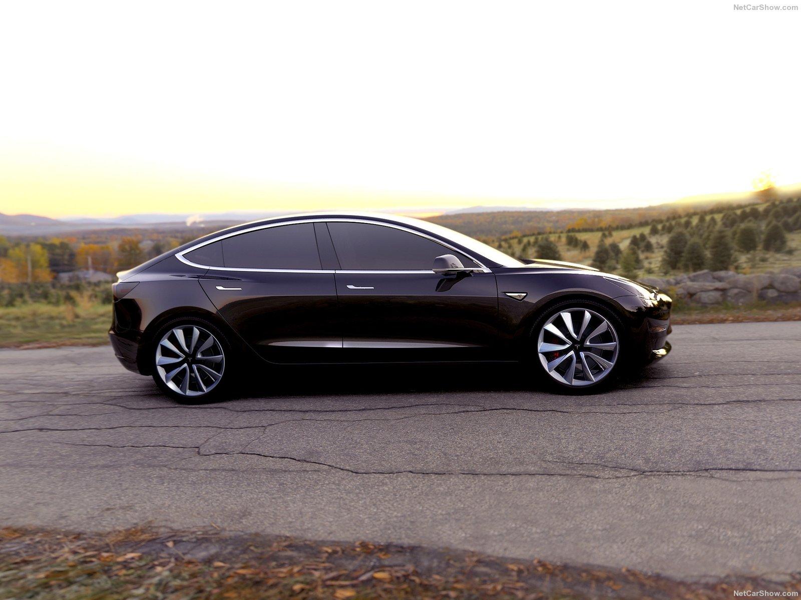 Tesla musi poprawić wydajność produkcyjną dla Modelu 3.