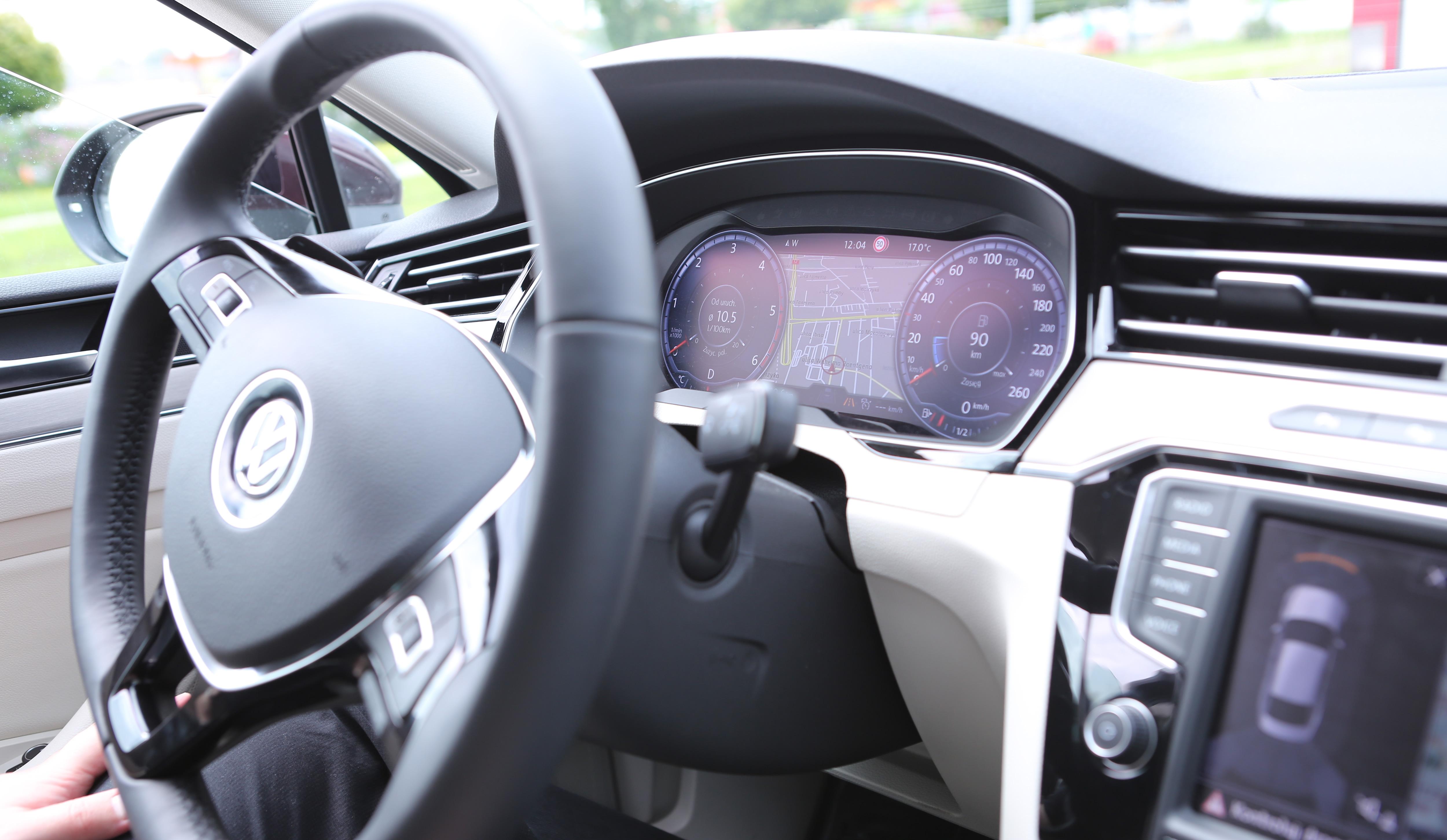 Audi Virtual Cockpit - ekrany w samochodach