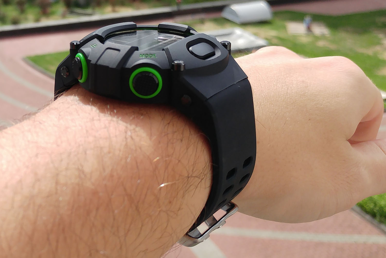 Test Razer Nabu Watch Nie Znaczy To Oczywicie E Mierzy Le Po Prostu Mgby By Dokadniejszy A Wszystko Wyceniono Na Niespena 700 Zotych