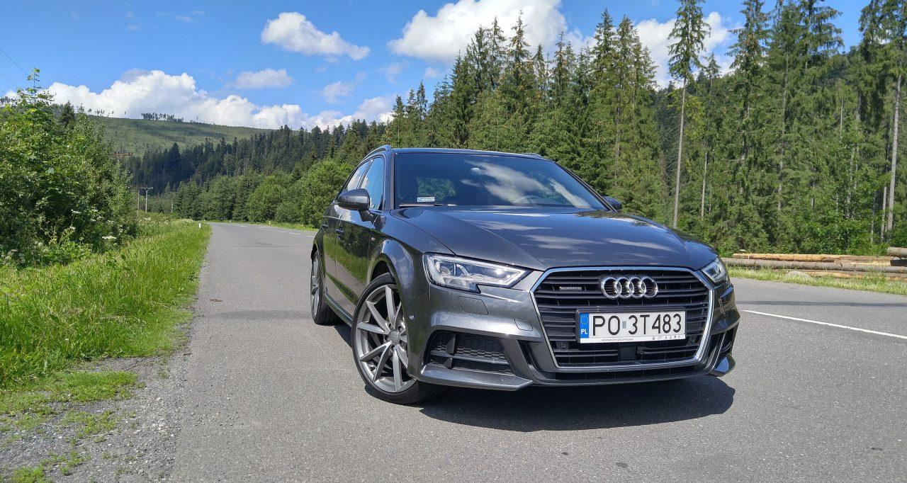 Nowe Audi A3 (2016)