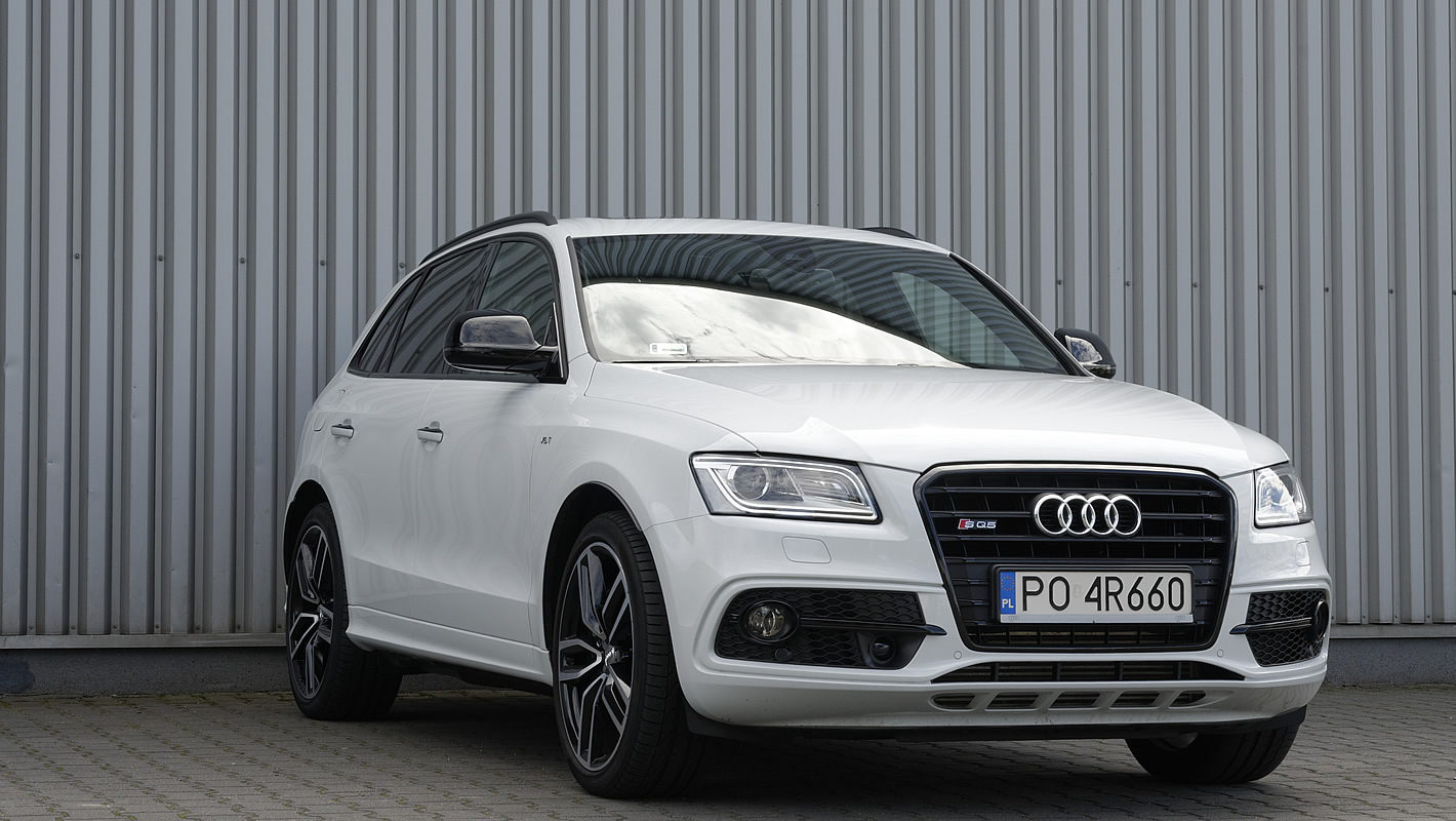 Audi SQ5 plus TDI