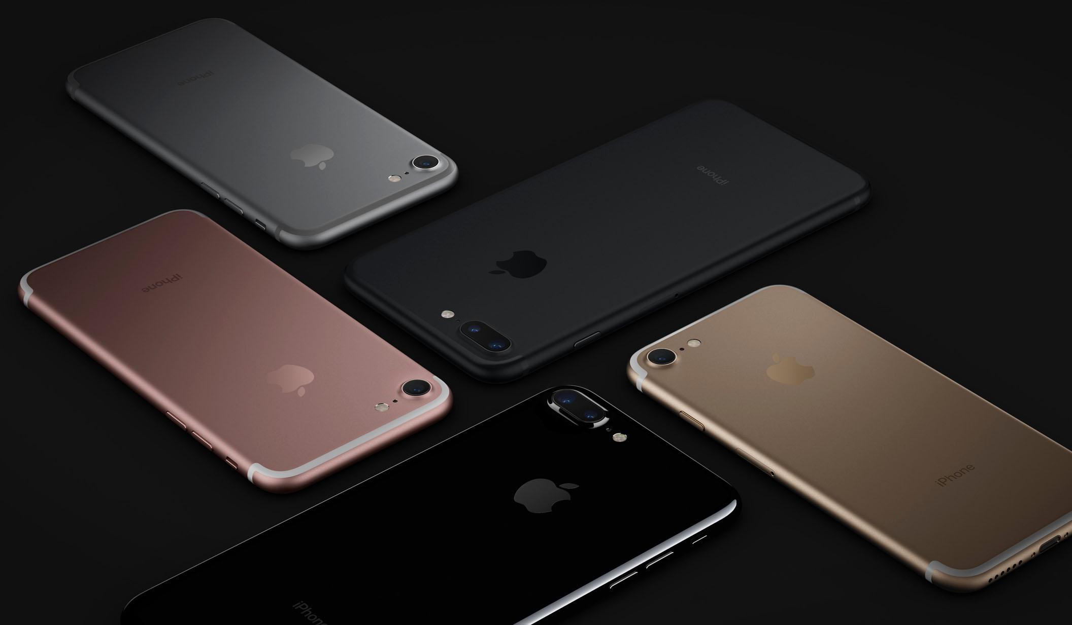 iphone 7, wodoszczelne telefony
