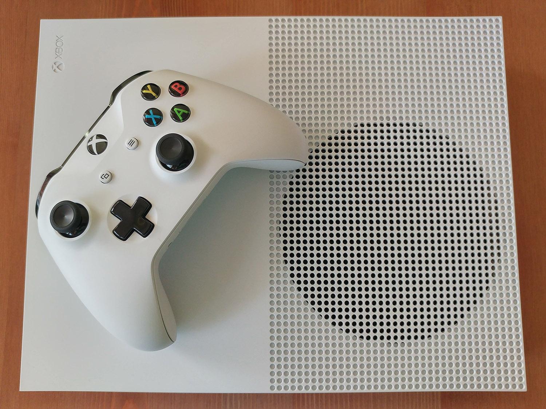 Xbox One S z nowym kontrolerem