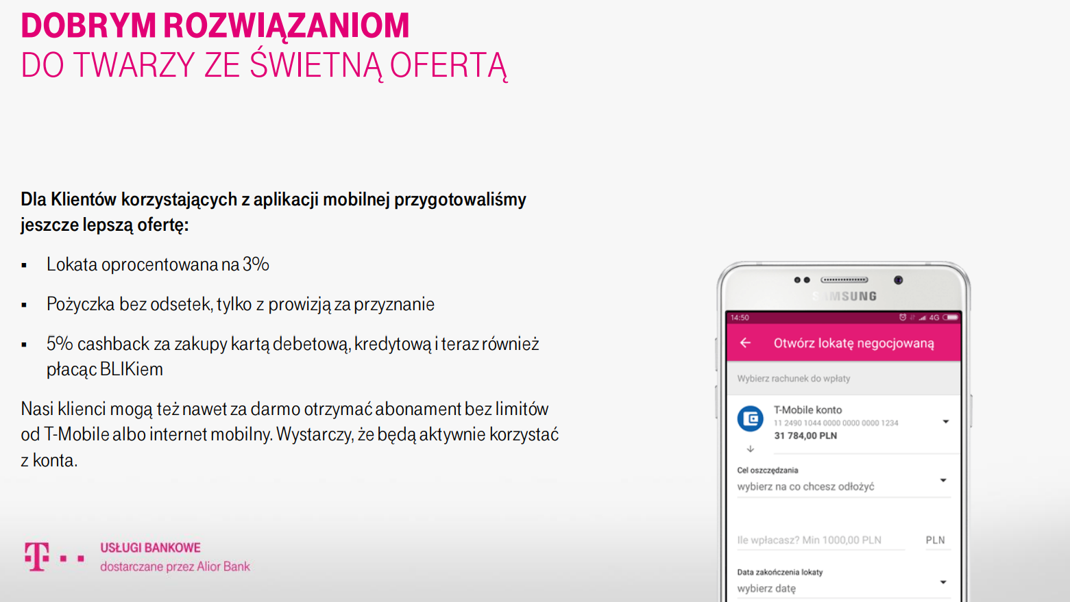 T Mobile Uslugi Bankowe Z Blikiem