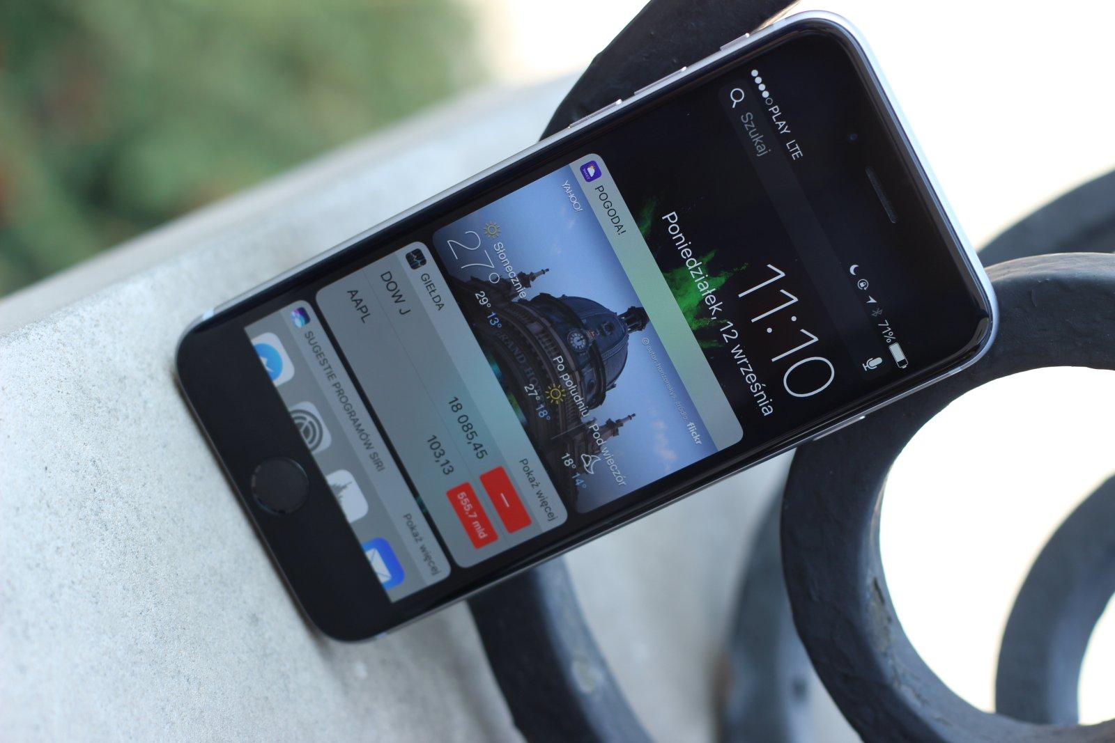 działający iphone apple
