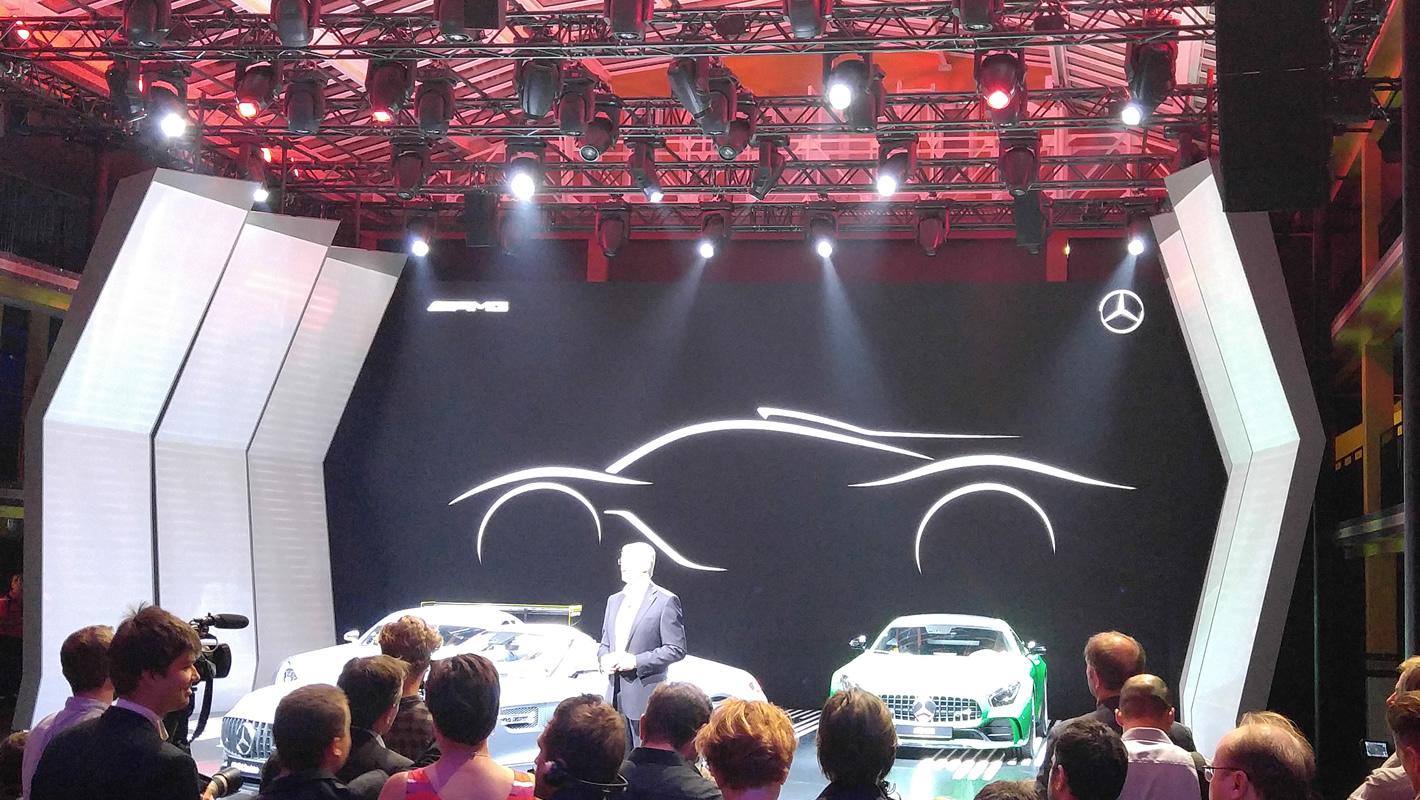 Mercedes hypercar